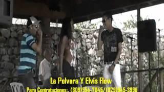 La Polvora Y Elvis flow - Yo No Quiero Camara (Live) (Masacre Pa Doble T & El Crock)