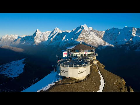 Events Schilthorn - Piz Gloria
