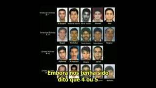 "ZEITGEIST - O Mito do 11 de setembro (Parte 2) ""19 TERRORISTAS"""