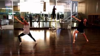 Clair De Lune choreography by Toshi Ono