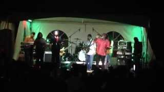 BVI Music on the Beach 2014 - Freddie McGregor 2