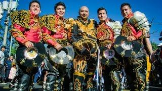 Entrada del Gran Poder 2016 - Bolivia Joven 77 - Fila Lobos TAYTAS