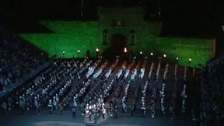 Last of the mohicans military tattoo 2008