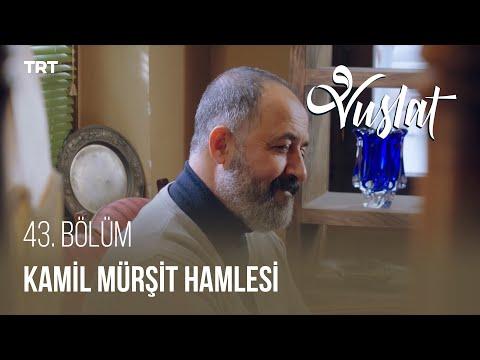 Yolcu, Kamil Mürşit Hamlesi'nde! Vuslat - 43. Bölüm