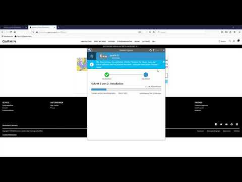 Quatix 6 - Karten Download und Karten Installation