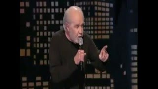 """George Carlin """"The American Dream"""" Best 3 Minutes of His Career"""