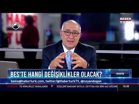 BBP Genel Başkanı Destici Habertürk TV'de #CANLI