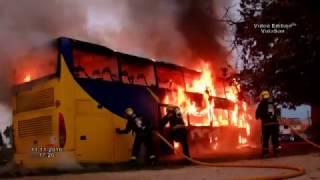 Bombeiros Ílhavo -Inc. autocarro, Ílhavo