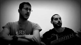 Νότης Σφακιανάκης- Δεν σε χρειάζομαι 2016 (acoustic cover)