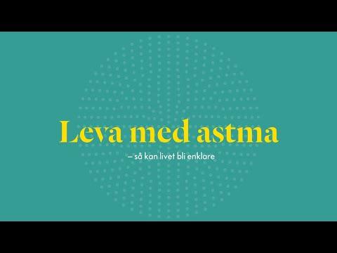 Leva med astma - så kan livet bli enklare