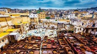 La ville de Fès au Maroc est magnifique - ZAPPING NOMADE