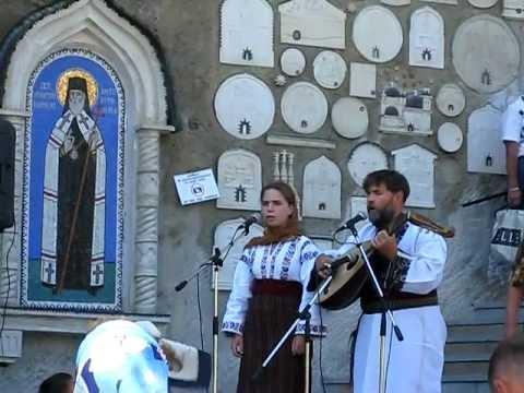 Василь Жданкiн на концерті в Бахчисараї, 2011. Ч.9