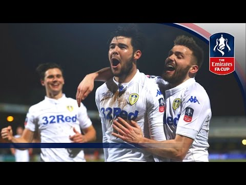 Cambridge United 1-2 Leeds United - Emirates FA Cup 2016/17 (R3) | Goals & Highlights