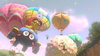 Mario Kart 8 vs. Wii's Moo Moo Meadows