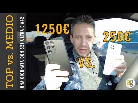 Telefono da 250 contro 1250 EURO COSA CA …