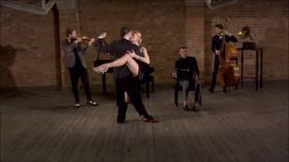 "Bandonegro Tango Orquesta, Aga Czartoryska & Michał Kaczmarek ""LOCA"" [OFFICIAL VIDEO]"