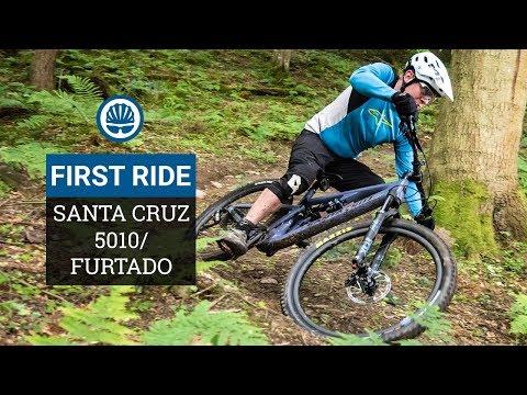 Santa Cruz 5010/Juliana Furtado - First Ride Review