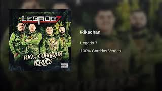 LEGADO 7(EL RIKACHAN) Corridos al Cien JAK2