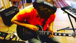 Metallica   Nothing Else Matters Solo (Cover)