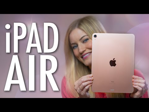 NEW iPad Air with TouchID!