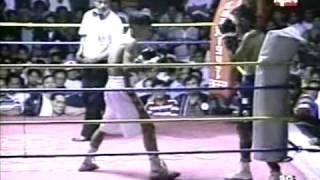 Manny Pacquiao vs. Mike Luna