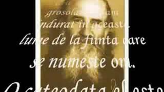 Avva Iustin Popovici-Cuvantare
