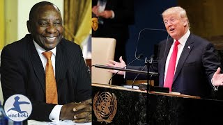 South Africa President Eloquent Speech at The United Nations General Assembly