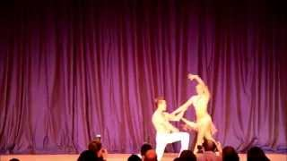 David and Paulina - 2012 DC Bachata Congress - Saturday