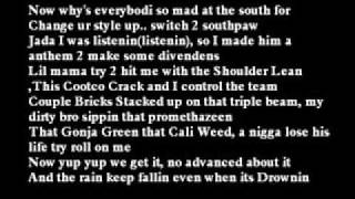Lil Wayne ft. Fat Joe - Make it rain + Lyrics