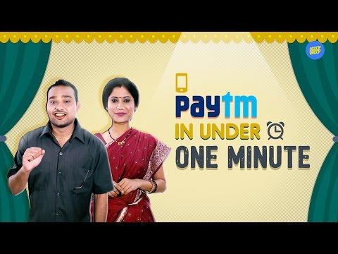 ScoopWhoop: Paytm Under One Minute