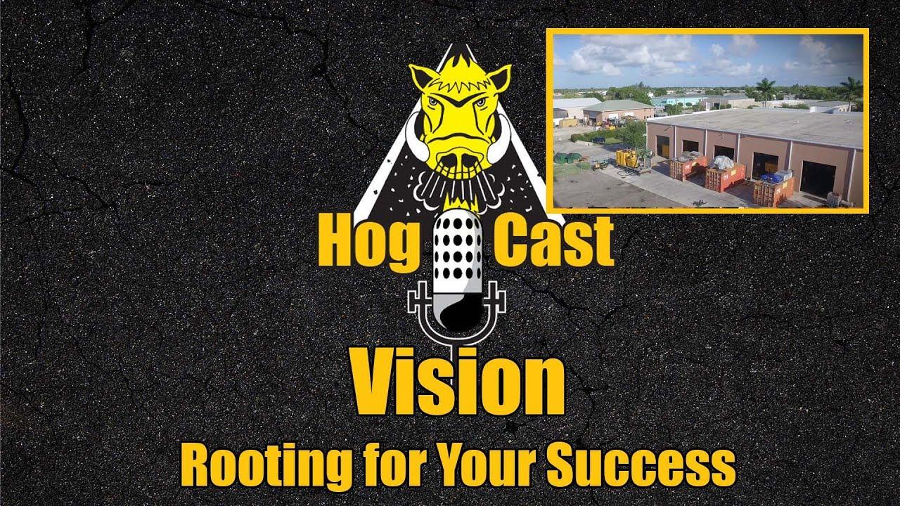 Hog Cast - Vision