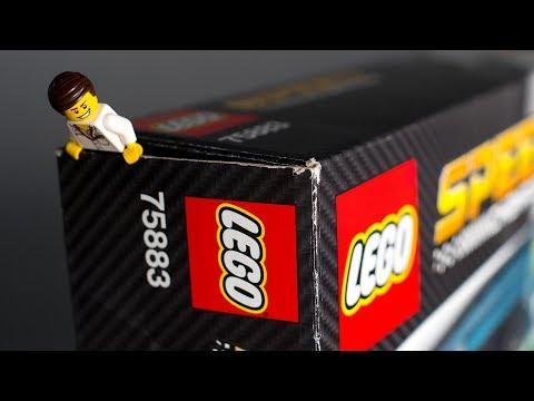 WIN a Silver Arrows LEGO Set!