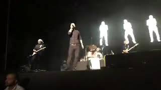 La sombra del gigante - Eros Ramazzotti (Marbella 10.08.2017)
