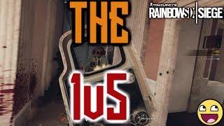 The 1v5 - Rainbow Six Siege Montage