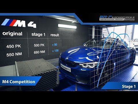 BMW M4 Competition Stage 1 By BR-Performance
