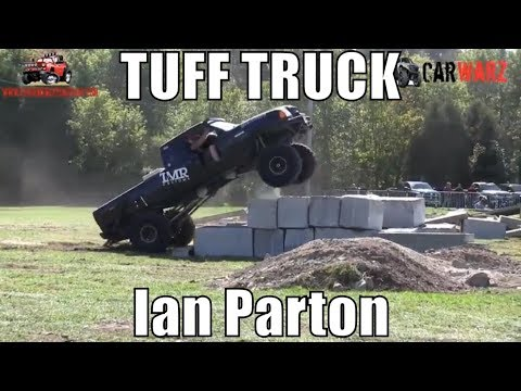 Ian Parton 2008 Ford Ranger First Round Modified Class Minto Tuff Truck 2018