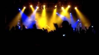 Ossian Petofi Csarnok 22-11-2008 Intro + A Rock Katonai chorus