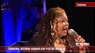 Cremona, ritorna Habaka Kay Foster Jackson