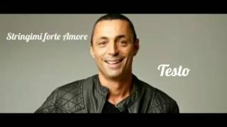 Alex Britti - Stringimi Forte Amore | Testo + Lyrics | HD