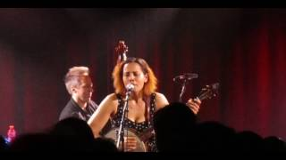 Rhiannon Giddens - 'Hey Bébé' @ Ab Club Brussel 26 maart 2017