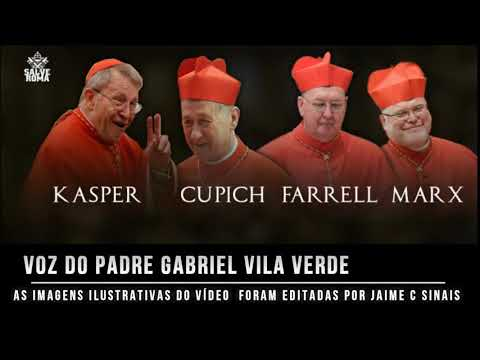 Padre Gabriel Vila Verde: Cuidado com a Falsa Igreja (do Anticristo)