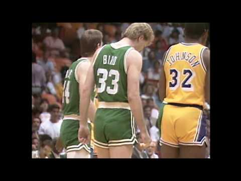1987 NBA finals Look Back: Boston Celtics vs Los Angeles Lakers