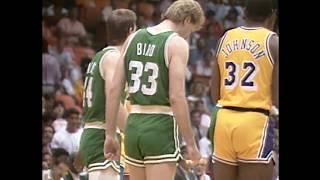 1987 NBA Finals Look Back: Boston Celtics vs Los Angeles Lakers