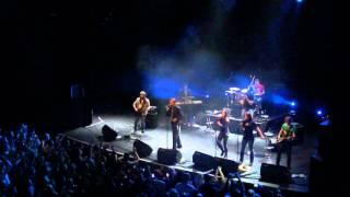Marijonas Mikutavicius London HMV Forum 25/03/2012 - Krepšinio Himnas 2011 Live HD