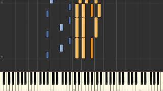 Kill Yourself (Bo Burnham) - Piano tutorial