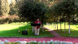 """""""Bei Mir Bist Du Schön"""" - Andrey Buriakov, tenor saxophone"""