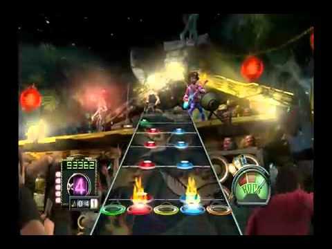 When You Were Young En Portugues de Guitar Hero 3 Letra y Video