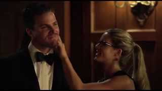 Without You -- Arrow -- Oliver and Felicity