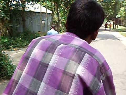 Bangladesh バングラディッシュ リキシャからの風景