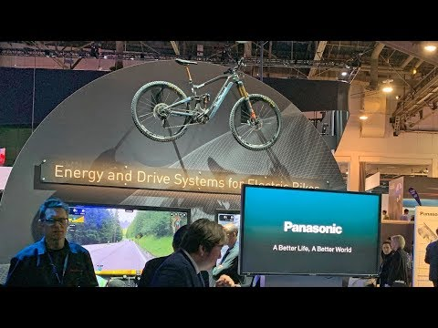 Van Dessel Cycles Panasonic Ebikes at CES